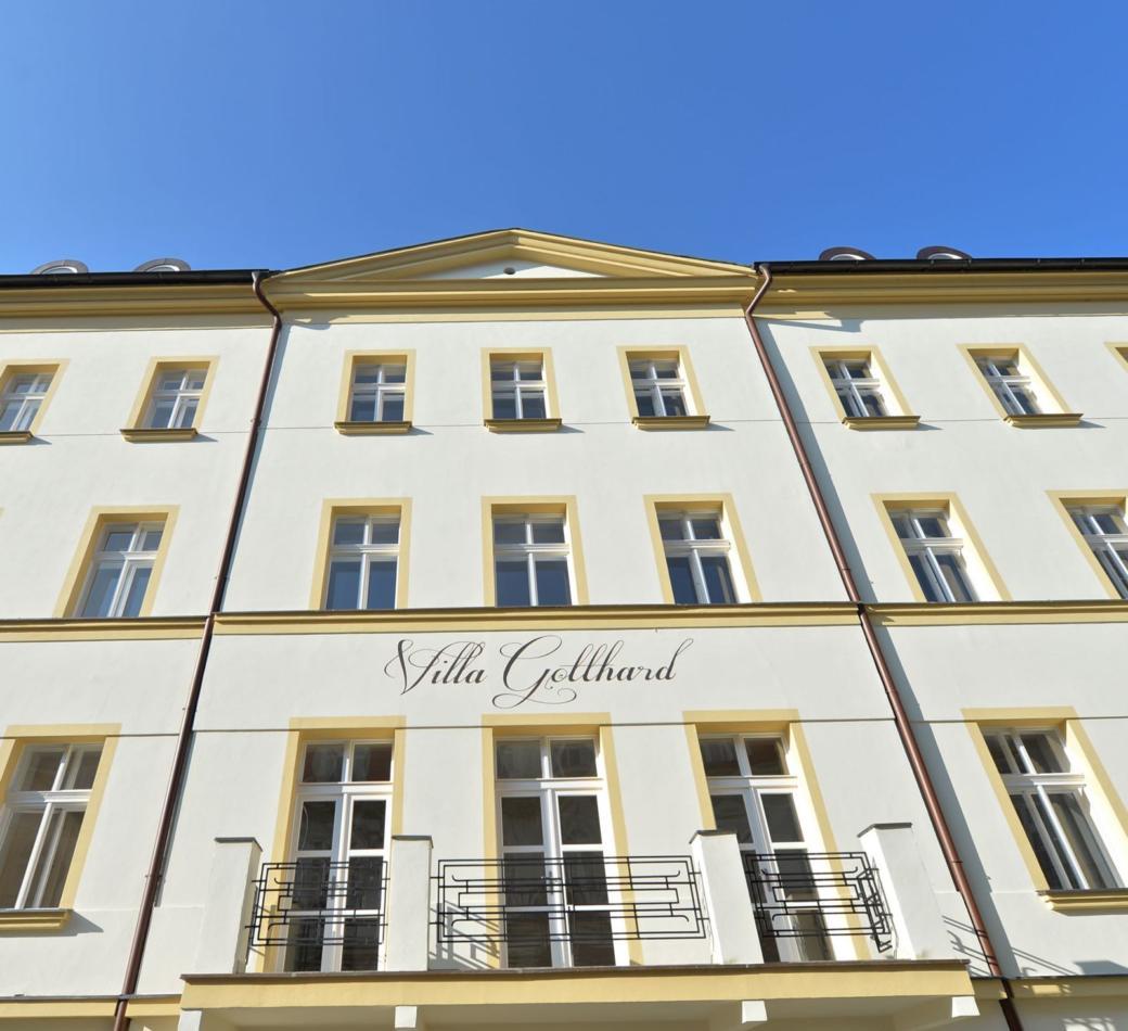 Villa Gotthard 1