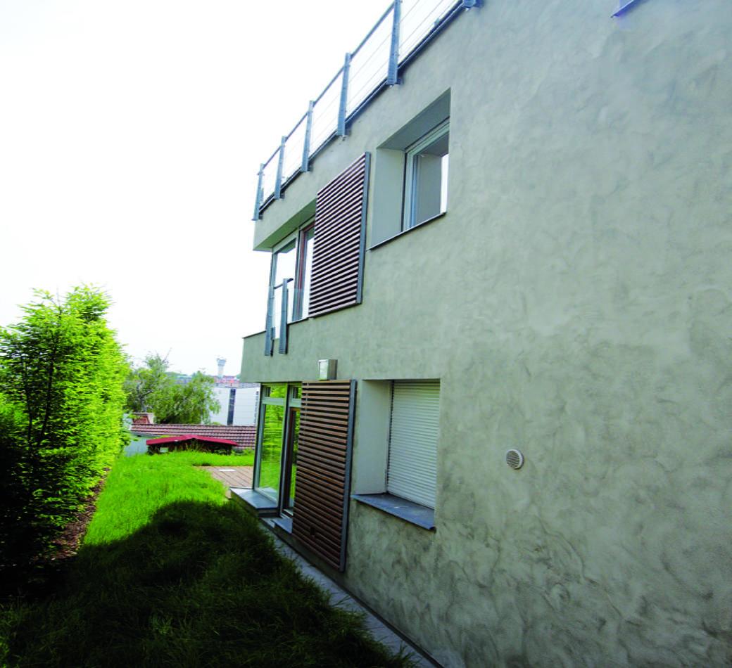 Vila Tercia Střešovice 3