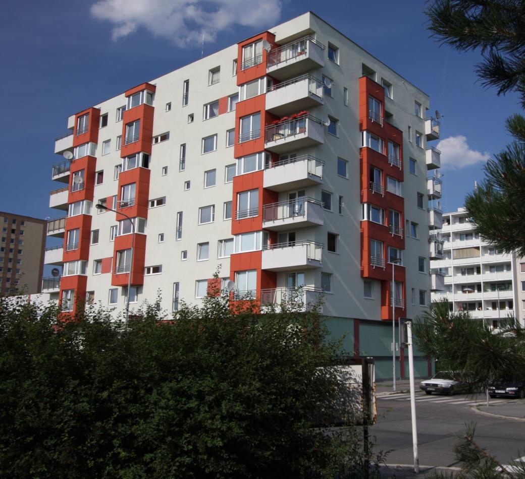 Bytový dům Mikulova 3