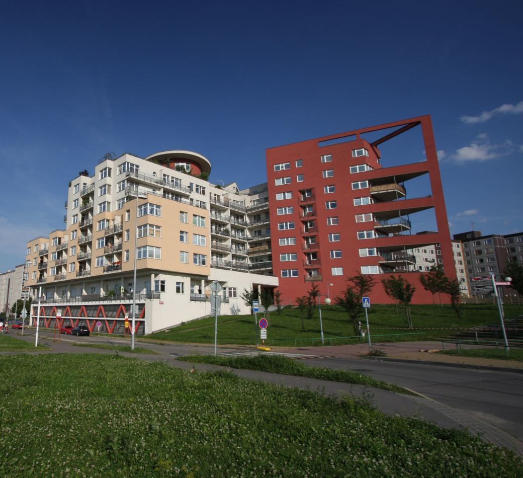 Panorama Barrandov 4