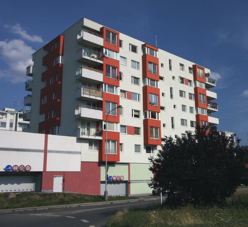Bytový dům Mikulova 2