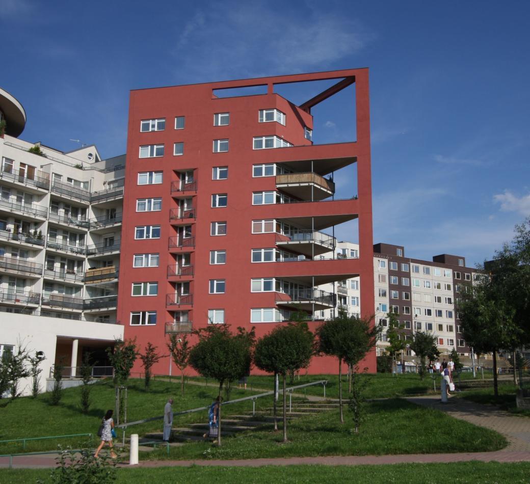 Panorama Barrandov 1