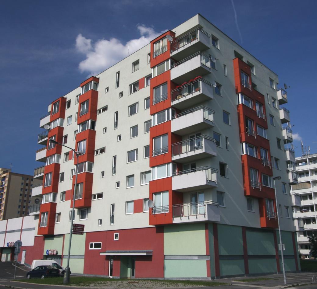 Bytový dům Mikulova 1